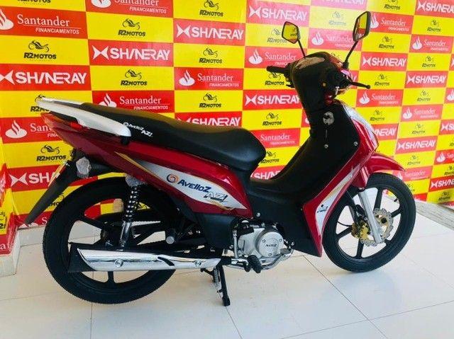 Avelloz AZ1 50cc Zero Km R$ 7.290 Com emplacamento Incluso - R2 Motos Cuiá/Geisel - Foto 16
