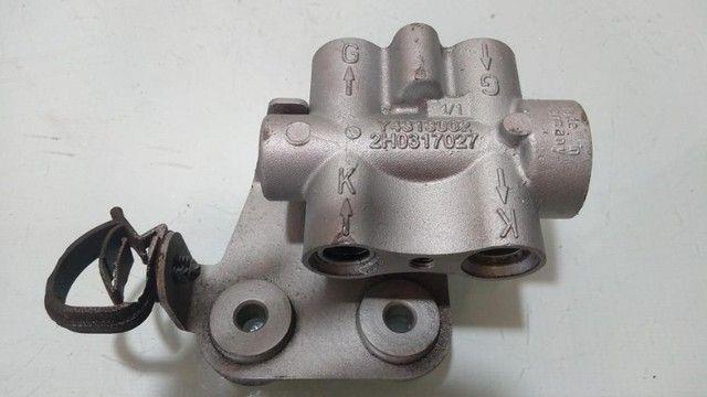 Regulador temperatura óleo VW Amarok 14 - Foto 5
