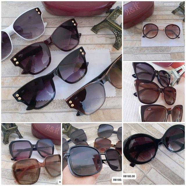 22 oculos originais COMPLETOS para revenda