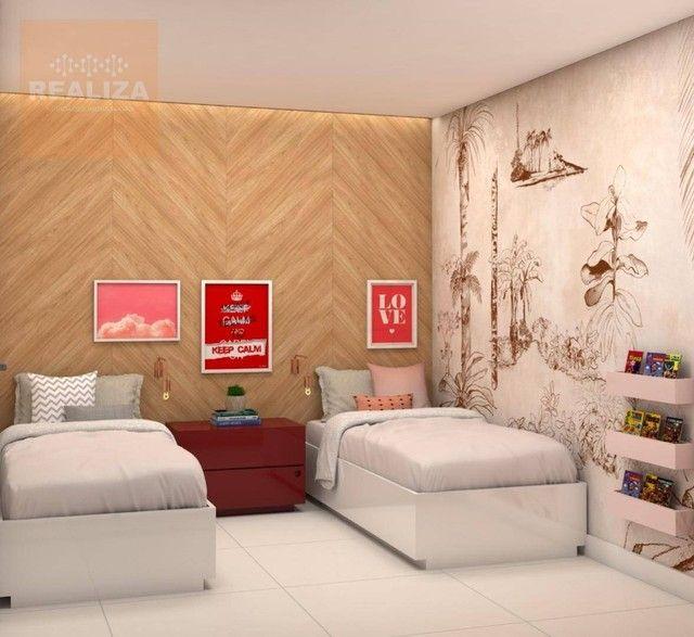 Apartamento com 3 dormitórios à venda, 120 m² por R$ 690.000 - Pedra - Eusébio/CE - Foto 7