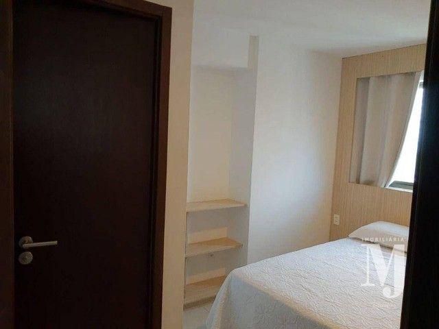 Flat com 2 dormitórios à venda, 54 m² por R$ 380.000,00 - Boa Viagem - Recife/PE - Foto 8