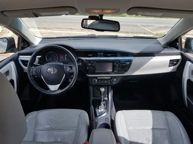 Toyota Corolla 2.0 Aut. Xei 2015 Pneus Novos Ipva 2021 Pago - Foto 17