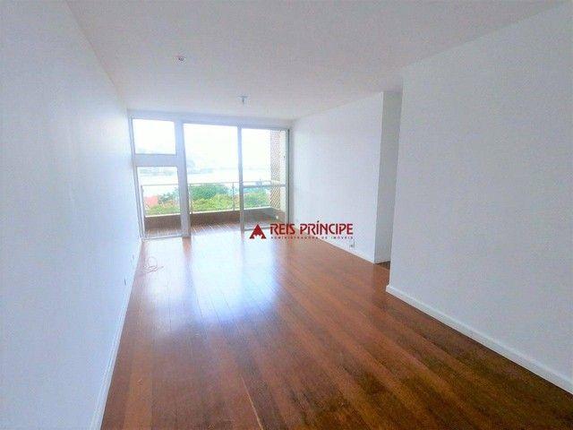 Apartamento com 2 dormitórios para alugar, 84 m² por R$ 5.300,00/mês - Lagoa - Rio de Jane - Foto 2