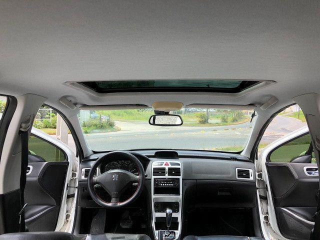Peugeot 307 2012 c/teto couro - Foto 4