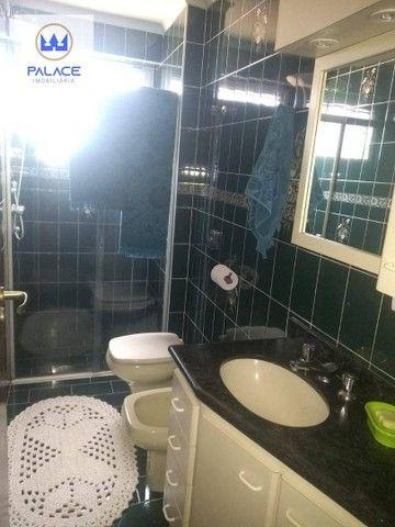 Apartamento com 3 dormitórios à venda, 126 m² por R$ 450.000 - Paulista - Piracicaba/SP - Foto 16
