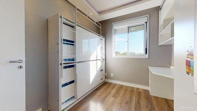 Apartamento Mobiliado com 59 m² de 2 dormitórios no Jardim Carvalho - Foto 14