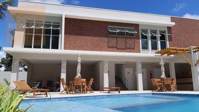 Apartamento com 3 dormitórios à venda, 77 m² por R$ 329.000 - Coité - Eusébio/CE - Foto 4