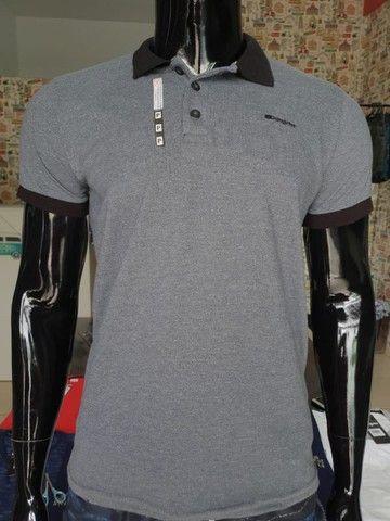 Camiseta Gola c/ Falha na Gola - Preço Promocional - Foto 2