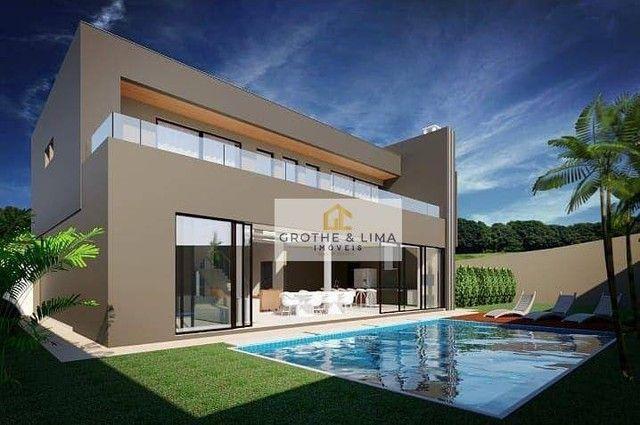 Luxuosa Casa com 5 suítes em condomínio fechado no Paratehy Norte com 600 m² - Foto 3