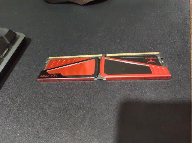 Memória RAM TForce 2666mhz DDR4