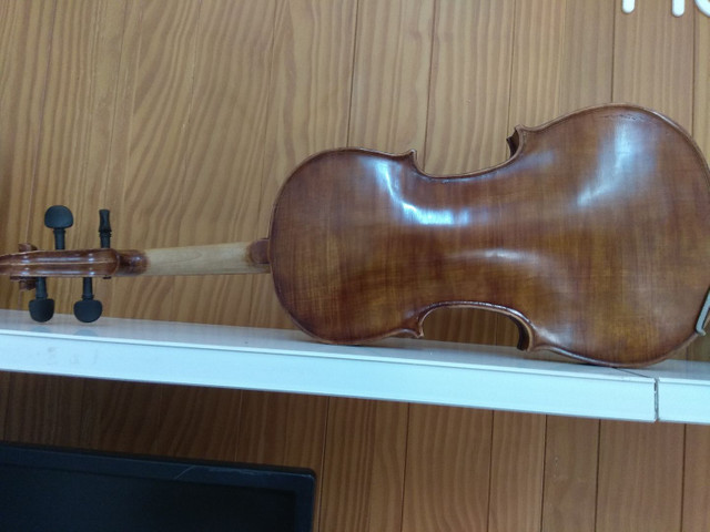 Violino Eagle ve441 verniz Natural - Foto 3