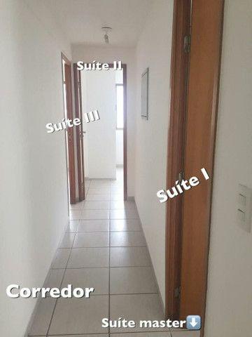 Alugo apartamento em Boa Viagem com 04 quartos, próximo  a praia, andar alto.  - Foto 4