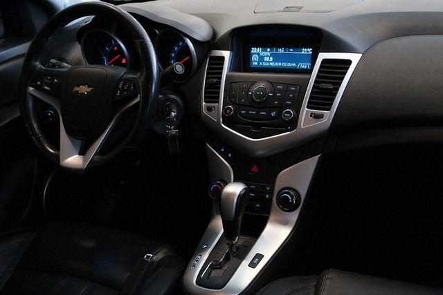 Chevrolet Cruze Sedan 1.8 LT - Automático - Impecável - Foto 13