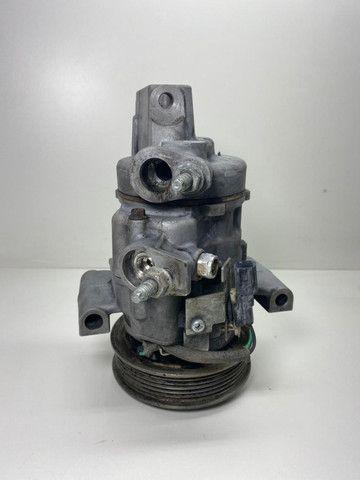 Compressor Ar Condicionado Ford Ká 2015. 1.0 3CC Original Semi Novo