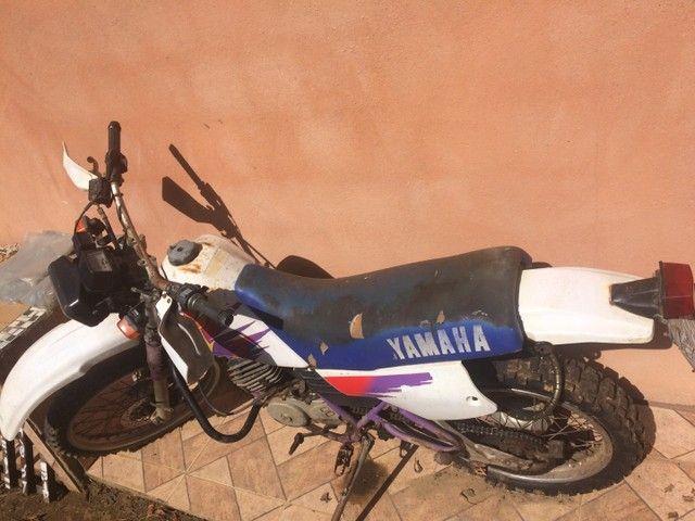 DT 92 moto de trilha - Foto 3