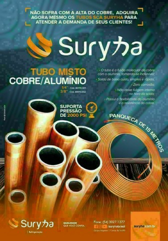 Material pra instalação de Split e refrigeração em promoção  - Foto 2