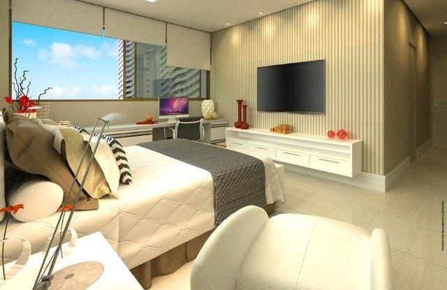 JS- Apartamento na Beira Mar de Casa Caida - 144m² | Varanda Gourmet Holanda Prime - Foto 10