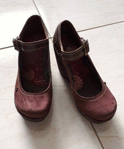 Sapato Plataforma Tam. 37 - Foto 2