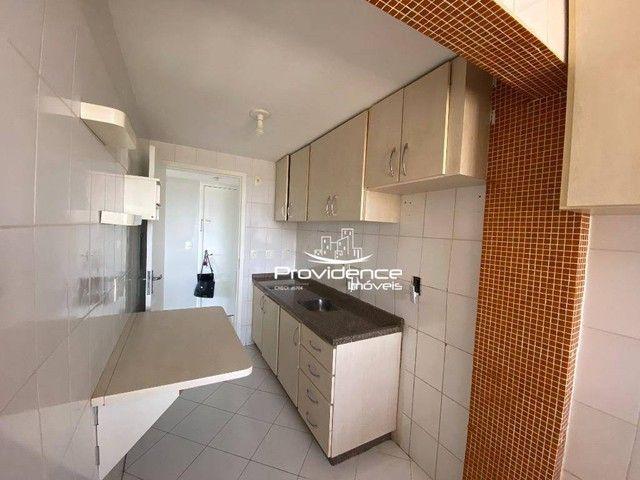 Apartamento com 3 dormitórios para alugar, 61 m² por R$ 1.250,00/mês - Centro - Cascavel/P - Foto 5