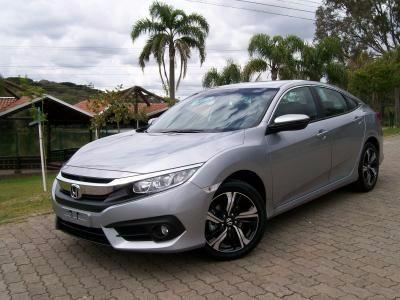 Honda Civic Sedan EXL 2.0 Flex 16V Aut 4P 2017