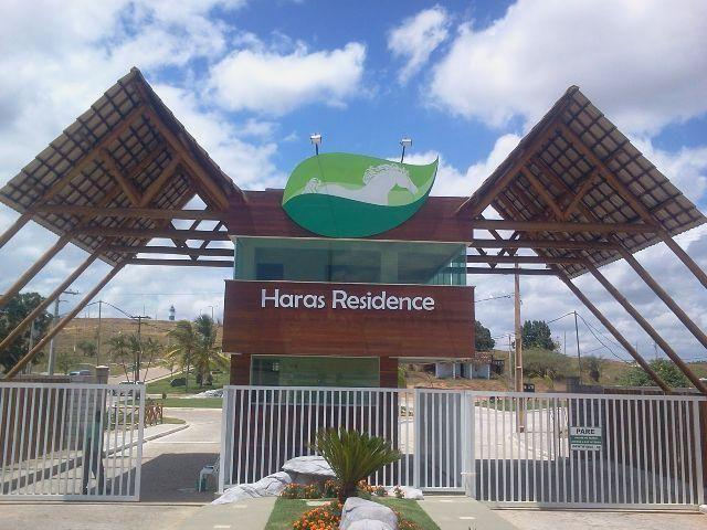 Lote 450m² no Cond. Haras Residence