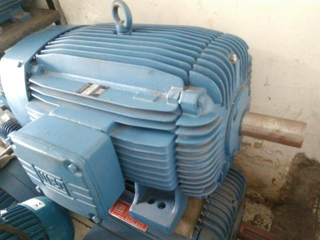 Motor elétrico Weg 100cv 4 pólos 1720rpm