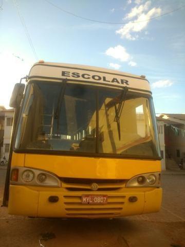 Ônibus td 16/20 ano 96 pneus novos pintado - Foto 5