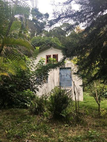 Sitio no Rio da Prata - Santa Leopoldina - ES