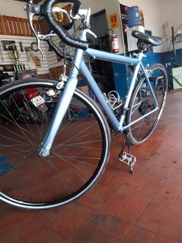 Bicicleta speed corrida