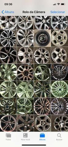 Roda Ford Focus aro 16 2014 - Foto 2