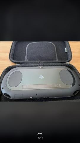 PS Vita - Debloqueado (aceito cartão) - Foto 2