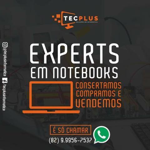 Formatação de notebooks em apenas 2horas