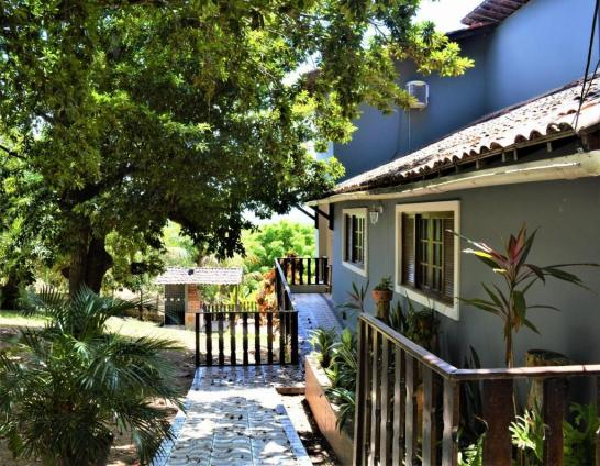Casa de condomínio para alugar com 3 dormitórios em Novo, Carpina cod:AL49XW