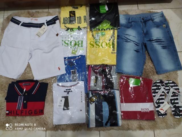 Camisas , Bermudas, Sandálias - Foto 5
