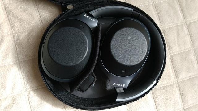 Fone De Ouvido Sony Wh-1000xm2 noise cancelling - Foto 4