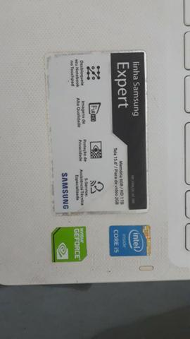 "Notebook Samsung Expert / 6GB / HD 1TB / Tela 15,6"" com Placa de Vídeo - Foto 4"