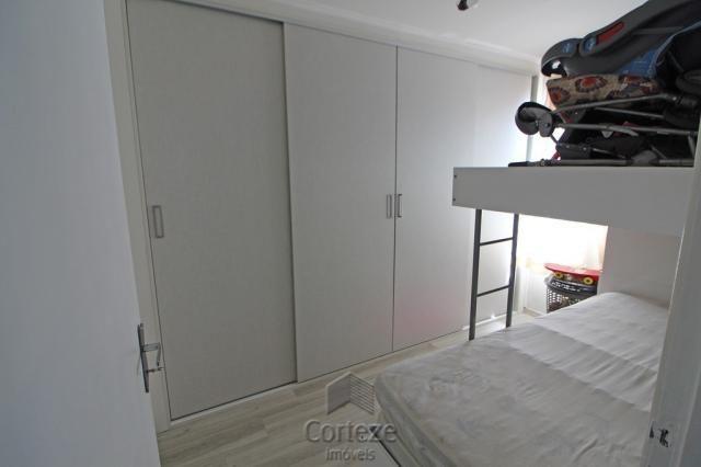 Apartamento mobiliado 2 quartos no Sítio Cercado - Foto 15