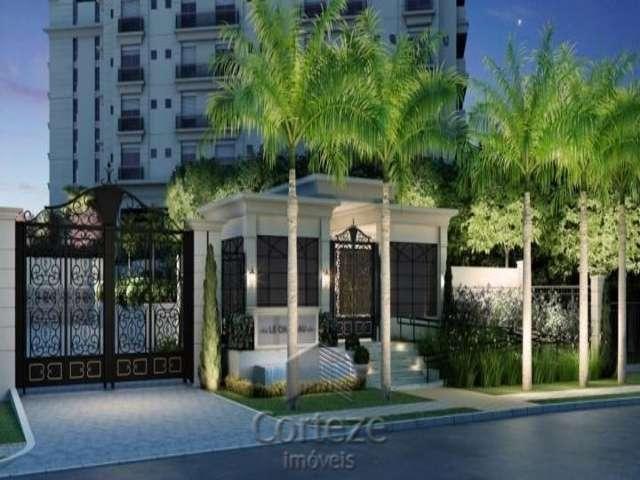 Apartamento com 4 suítes no Juvevê