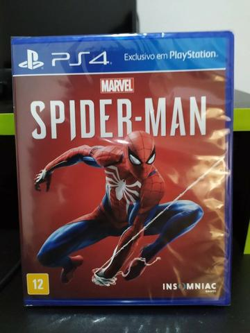 Spider-Man - NOVO - PS4