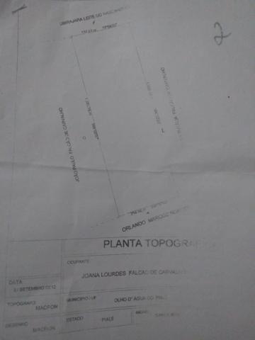 Vendo 36 hectares e 2 lotes com 60mts² LEIAM A DESCRIÇÃO - Foto 2