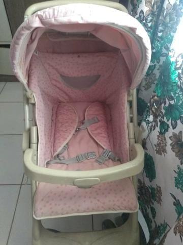 BORIGGOTO ?carrinho e bebê conforto? - Foto 2