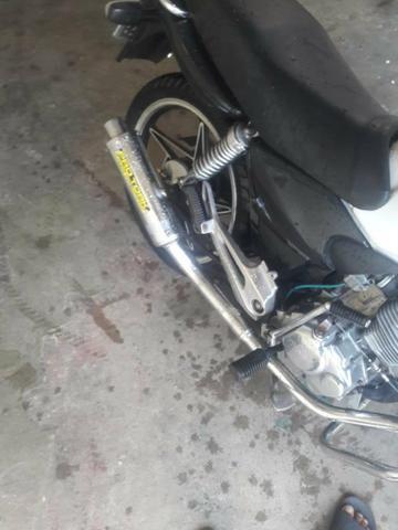 Vendo moto 2002 HONDA CG 125 VALOR 2.300 - Foto 4