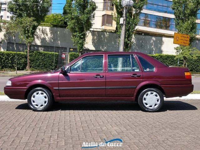 Santana CLi 1995 Completo - Apenas 23.000 km - Todo Original - Ateliê do Carro - Foto 8