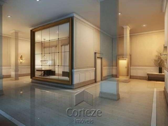Apartamento com 4 suítes no Juvevê - Foto 6