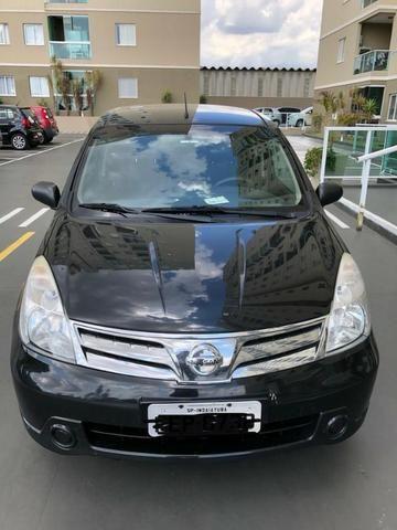 Nissan Livina - Espaçoso, discreto e potente - Foto 3