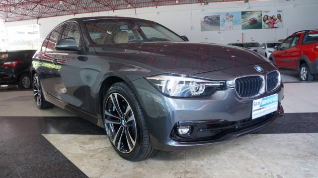 BMW 320i 2.0 SPORT 16V TURBO ACTIVE FLEX 4P AUTOMÁTICO - Foto 3