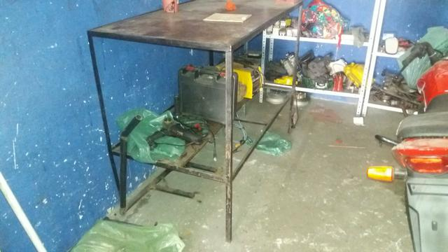 Mesa de aço - Foto 2