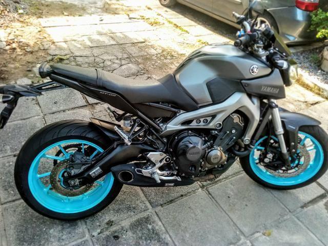 Yamaha MT 09 2016 leia a descrição - Foto 5