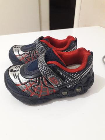 Lote sapatos menino - Foto 3