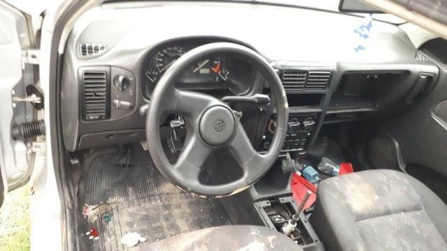 VW Polo Classic 99/00 Sucata em peças e acessórios - Foto 6